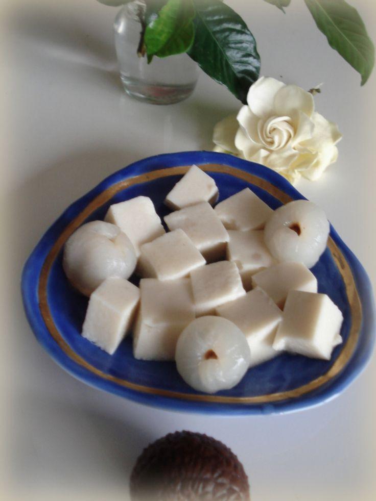 ... sweet tofu pudding doufu hua recipes dishmaps sweet tofu pudding doufu