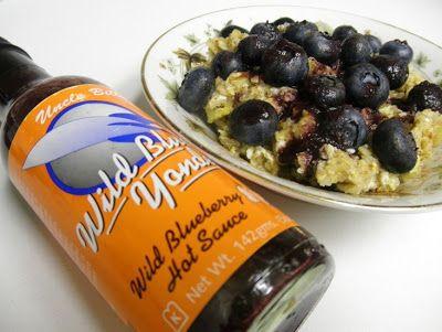 Blueberry Habanero Hot Sauce | Recipes | Pinterest