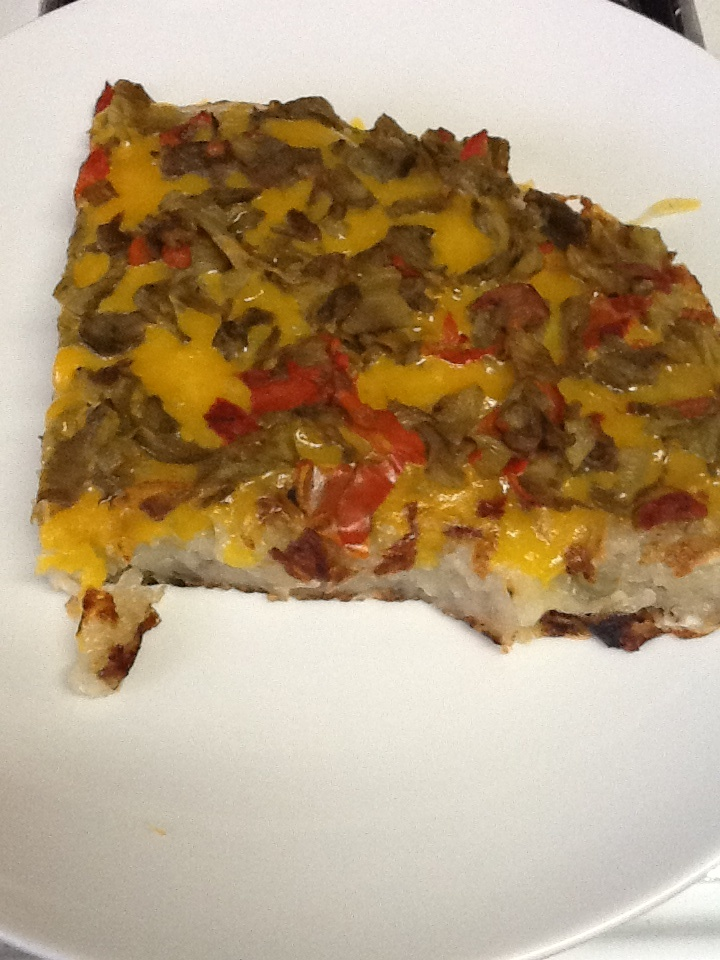 SouthWestern Hash Browns, My Beautiful Wife! Michelle's Rendition ...
