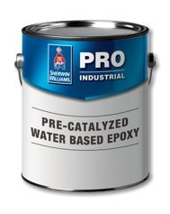 Pro Industrial™ Pre-Catalyzed Water Based Epoxy from Sherwin-Williams- for tiles