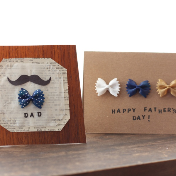 father's day bow tie garland