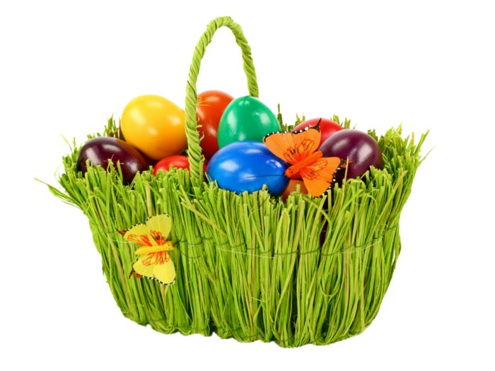 clip art for easter baskets - photo #42