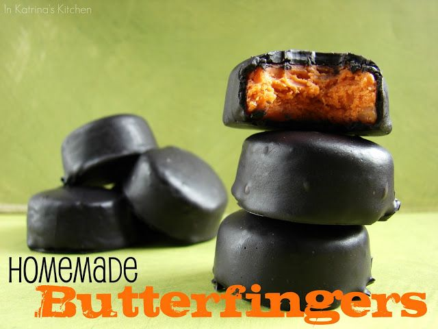 Homemade Butterfingers | Recipe