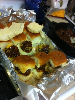 Whiskey BBQ Sliders | Beef | Pinterest