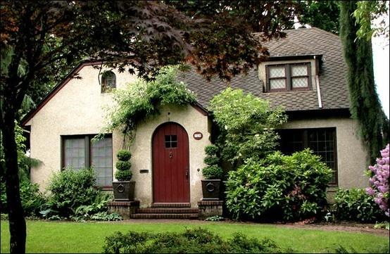 English Cottage Style Home Tudor Cottage Pinterest