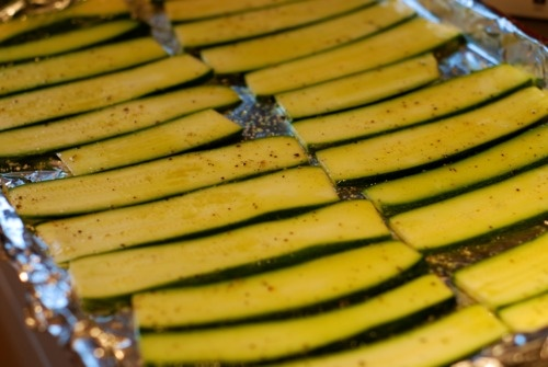 broiled zucchini #paleo this is delicious. hubby requests it daily