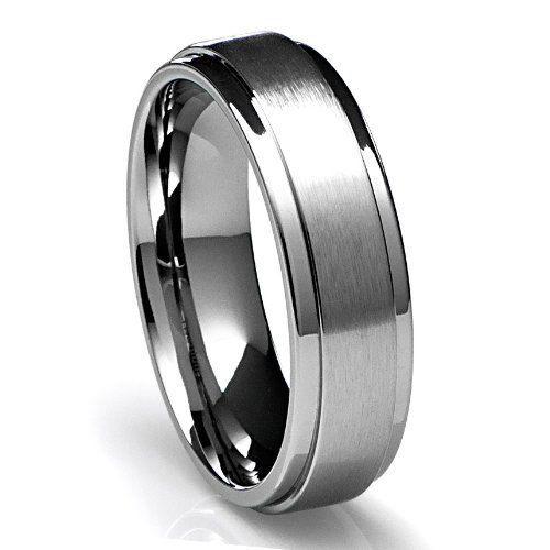 mens 950 platinum wedding band ring 6mm wide sizes 4 12 free engraving