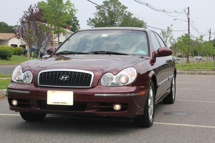 hyundai sonata 2005 diesel