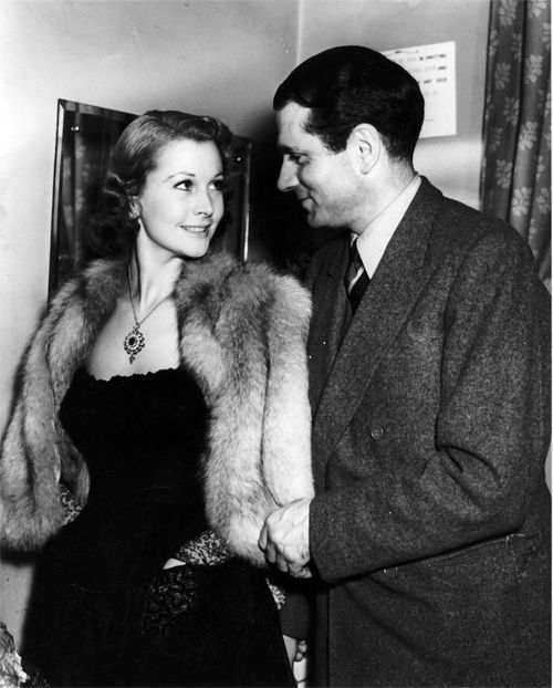 Laurence Olivier & Vivien Leigh | Couples | Pinterest
