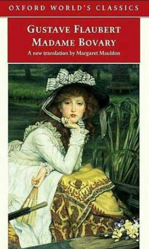 Madame bovary essay
