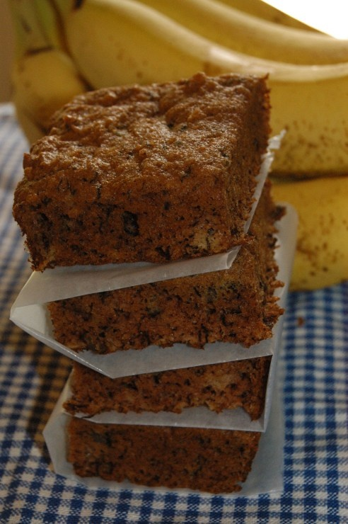 Low Carb Banana Nut Bars | Nommy In My Tummy | Pinterest