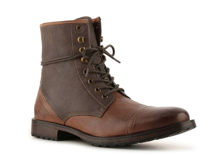 Aston Grey Redwood Boot | DSW
