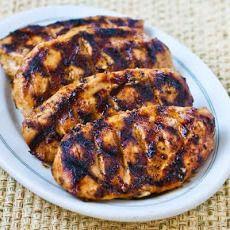 ... Grilled Chicken, Pork, or Beef (Low Carb, Sugar-Free, Gluten-Free