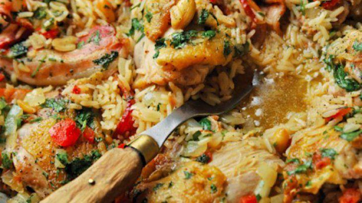 Chicken Peanut Perloo Recipe | Recipes | Pinterest