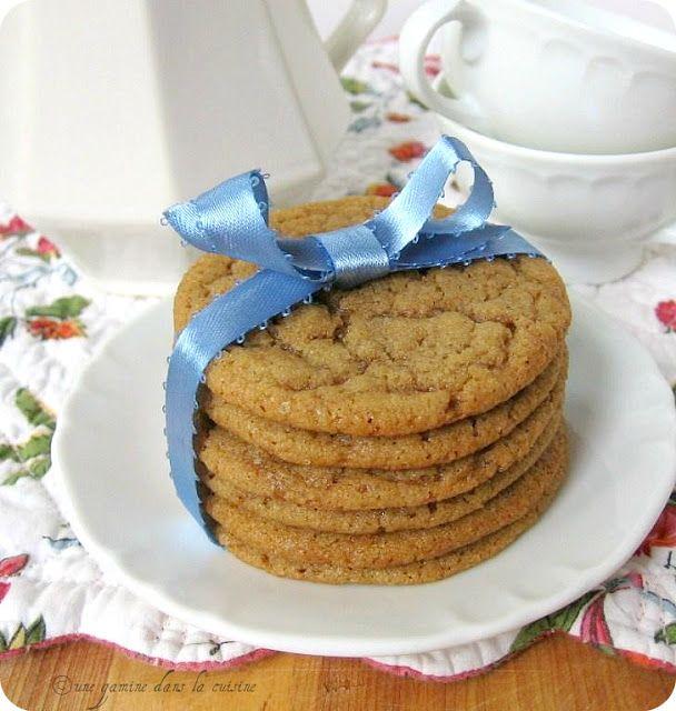 Spiced Brown Sugar Cookies   Cookies   Pinterest