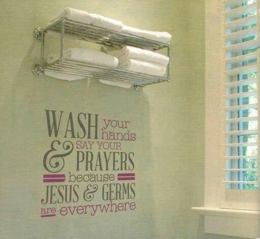 Cute bathroom ideas quotes for Bathroom quote ideas