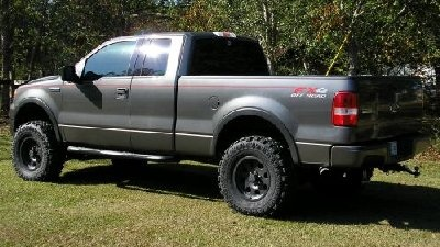 05 ford f150 fx4 specs. Black Bedroom Furniture Sets. Home Design Ideas