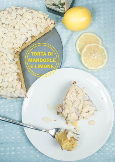 Limone {Lemon Almond Olive Oil Cake}. It tastes like biscotti ...