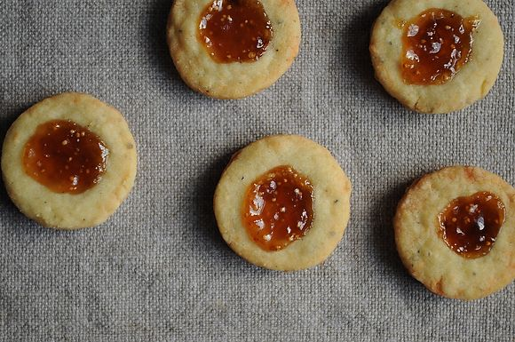 Fig and Blue Cheese Savouries : food52
