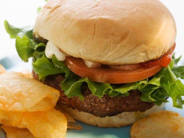 Best of iVillage: Comfort Food Classics The Very Best Burgers