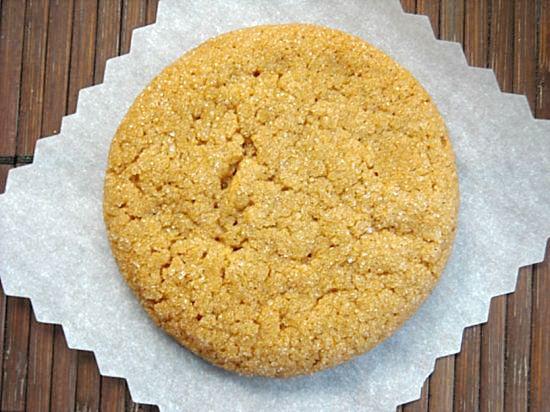 Big Soft Ginger Cookie Recipe #cookieexchange