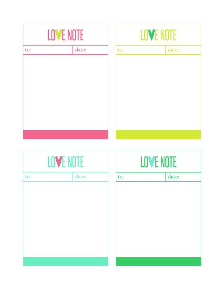 valentine love notes him