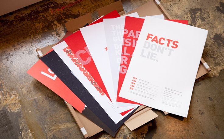 """FPO: """"Facts Don't Lie"""" Poster Package"""