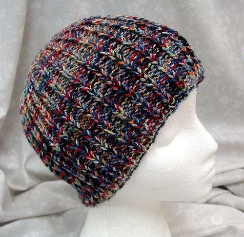 Knitting Patterns For Sock Yarn Hats : Sock Yarn Knit Hat Patterns - Long Sweater Jacket