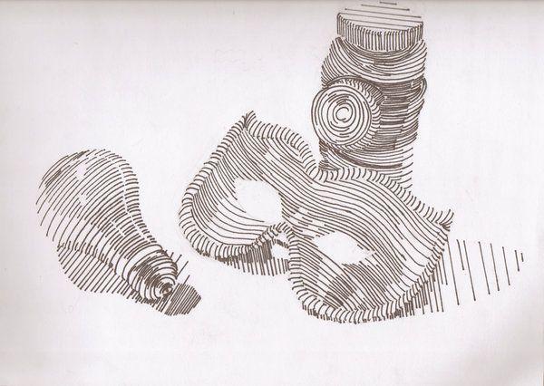 Cross Contour Line Drawing Lesson Plan : Cross contour lines art education pinterest