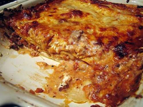The Ultimate Fall Lasagna | Pasta Dishes | Pinterest