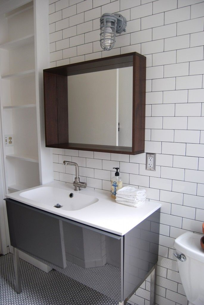 Subway Tile Small Bathroom 28 Images 25 Best Ideas About Subway Tile Bathrooms On Pinterest