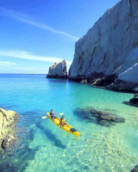Kayaking In Greece Beautiful Blue Places Pinterest
