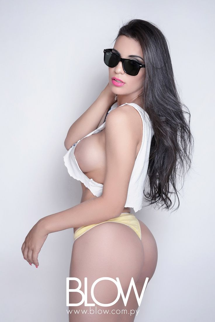 Ana Laura Chamorro (@Ana_Laura93) en seductor desnudo para la revista @BLOWpy (+Fotos)