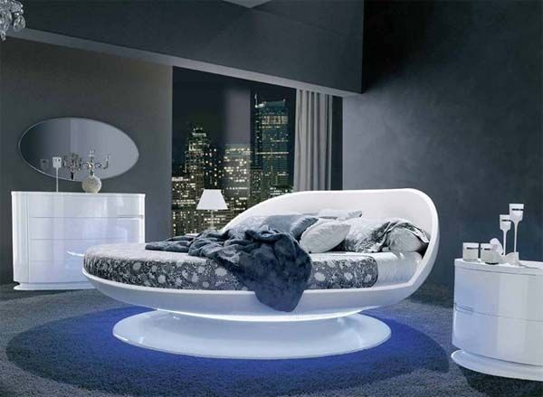 Futuristic Bedroom Design Inspiration Pinterest
