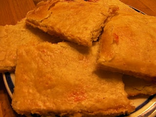 Gluten Free Pie Crust (Pate Brisee) and pop tarts.