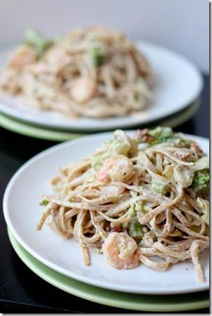 ... broccoli fettuccine yum shrimp and broccoli creamy shrimp and broccoli