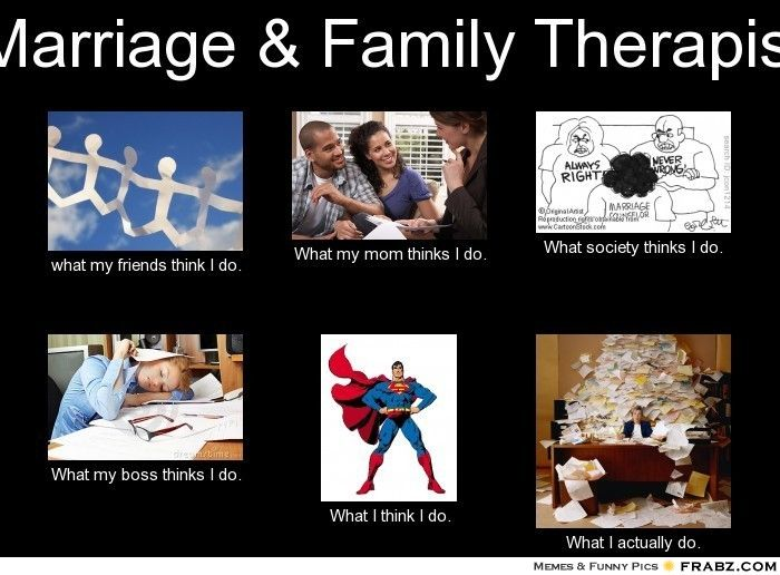 Marriage and Family Therapy continue my research