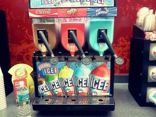 coke icee machine