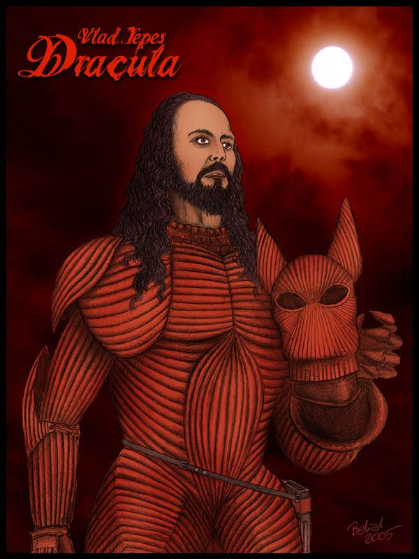 Vlad Tepes the Impaler Armor