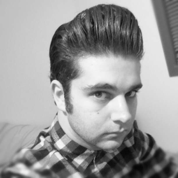 greaserboy #greaser #rockabilly #pomade #grease #fifties #1950 #1950s ...
