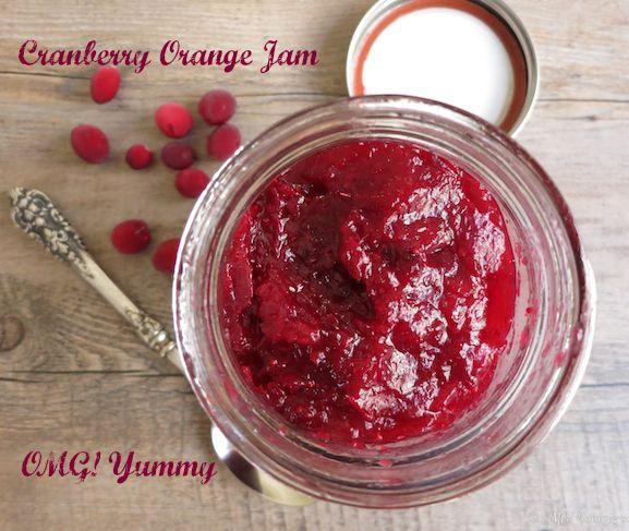Cranberry Orange Jam: A Simple Staple for the Holiday Season via ...