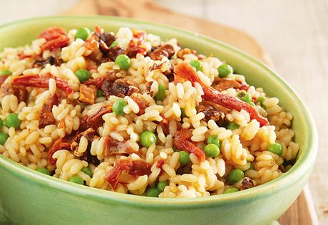 Sun-Dried Tomato Risotto | Recipe