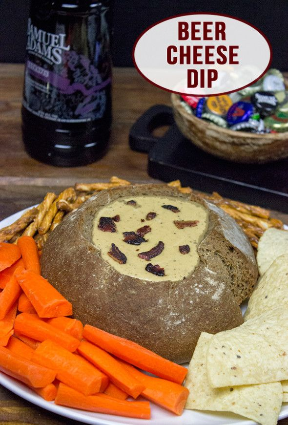 Beer Cheese Dip | Spiced