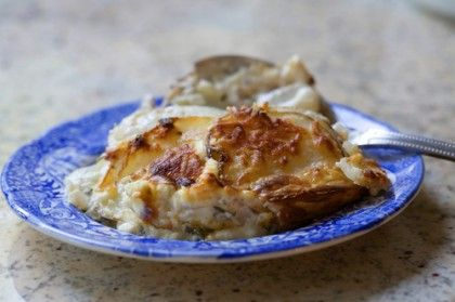 Pioneer Woman - Creamy Herbed Potatoes