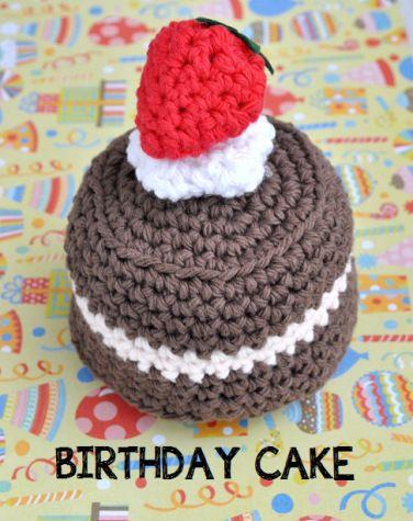 Online Free Crochet Cake Pattern - HubPages