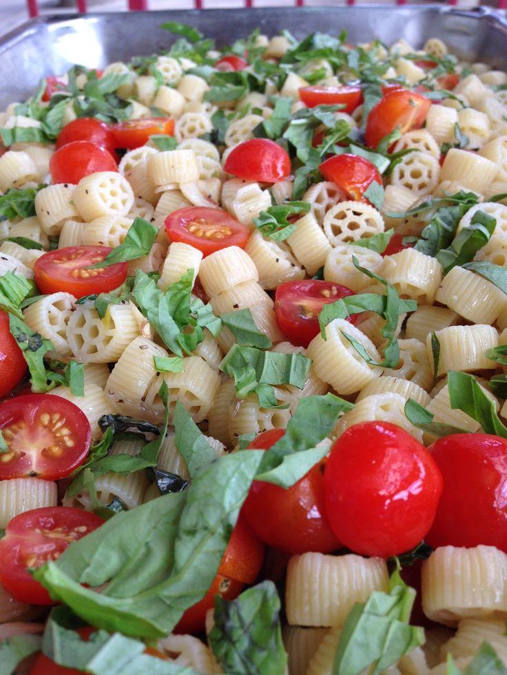 ... Farro -Light Red Beans -Aioli Herb Pasta -Felipe's Glazed carrots