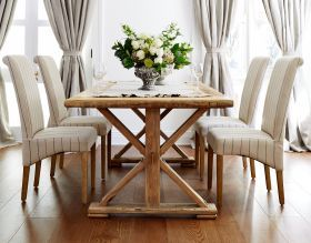 French Provincial Dining Dining Room Pinterest