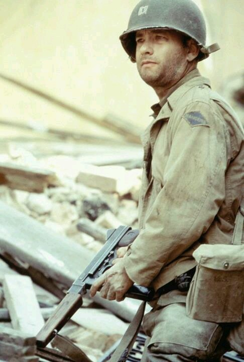 tom hanks saving private ryan favorite characters