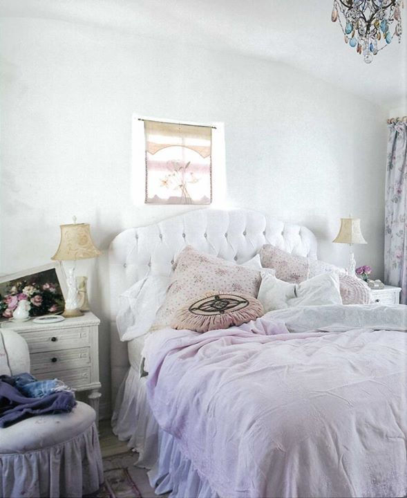 Rachel Ashwell Shabby Chic Interior Shabby Bedrooms