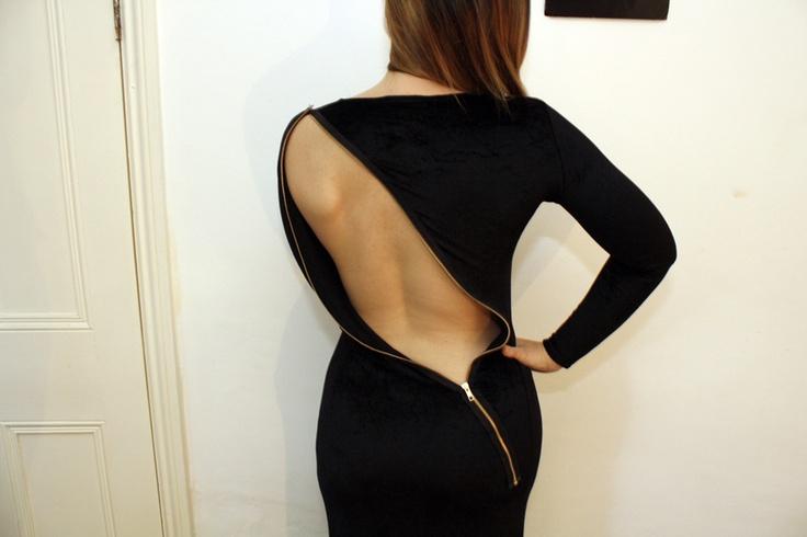 Backless Dress Prank